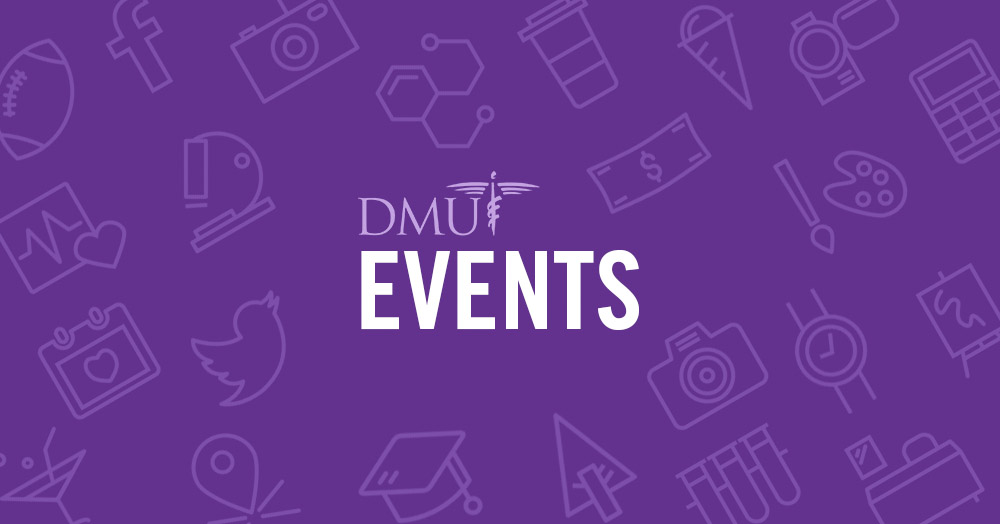 DMU Events