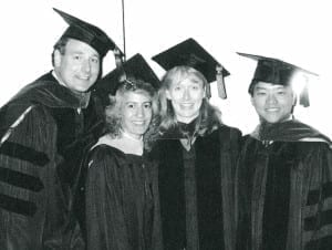 Class of 1990 Physical Therapy graduates