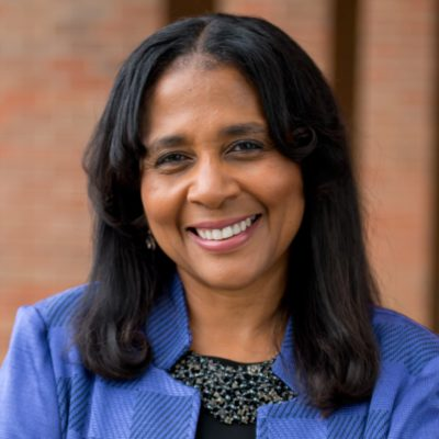 Des Moines University President Angela L. Walker Franklin