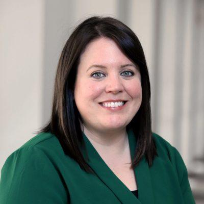 Melinda Miller, Des Moines University Registrar