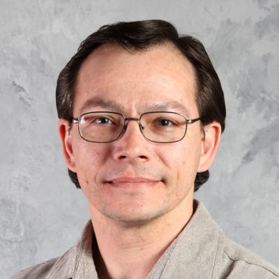 Tim Scovel, Des Moines University Information Technology Services