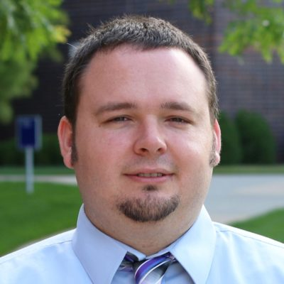 Brian Pinney, Des Moines University Center for Educational Enhancement