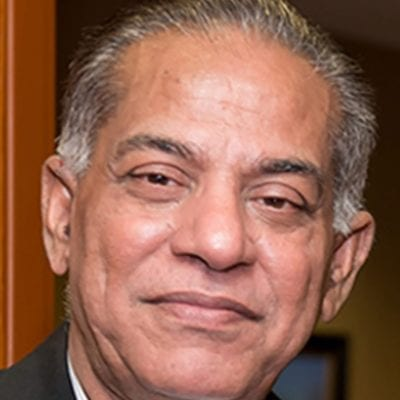 S. Ahmed Merchant, Des Moines University Board of Trustees