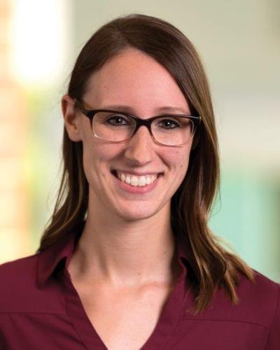 Rachel Doggett, Des Moines University Clinic