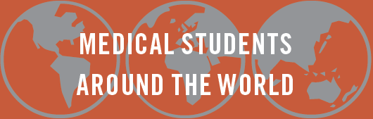 medical students around the world