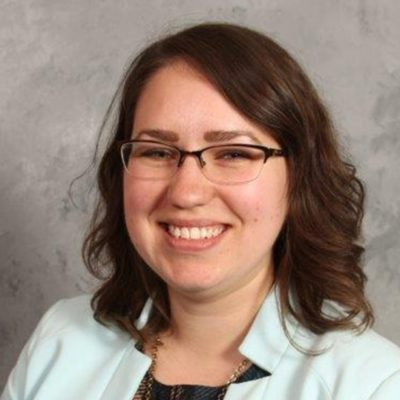 Jessica Fearington, Des Moines University Information Technology Services