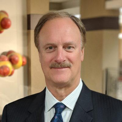 Kenneth P. Anderson, Jr, D.O., M.S., C.P.E Interim Dean