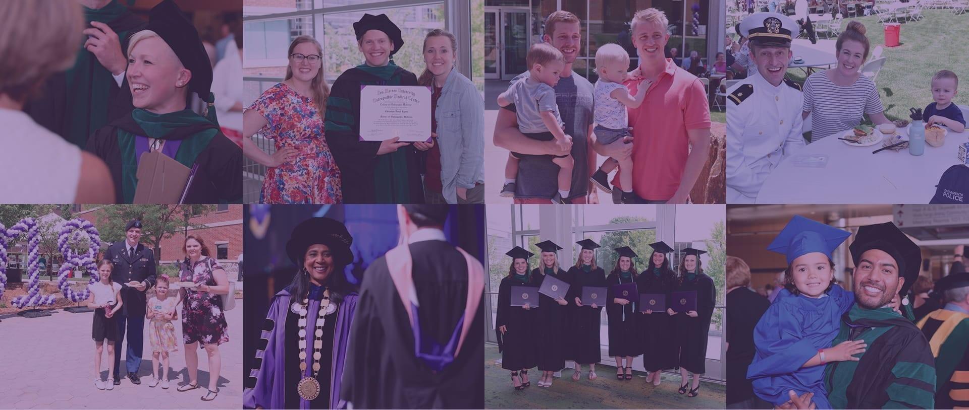 Des Moines University Commencement 2019