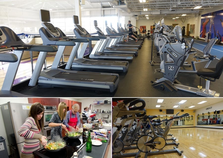 Wellness Center and Programs, Des Moines University