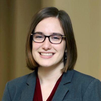 Tessa Johnson, Des Moines University Admissions Office
