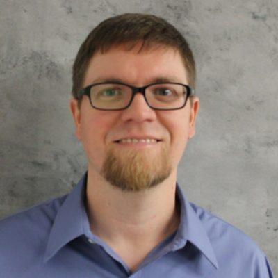 Garrett Alexander, Des Moines University Information and Technology Services