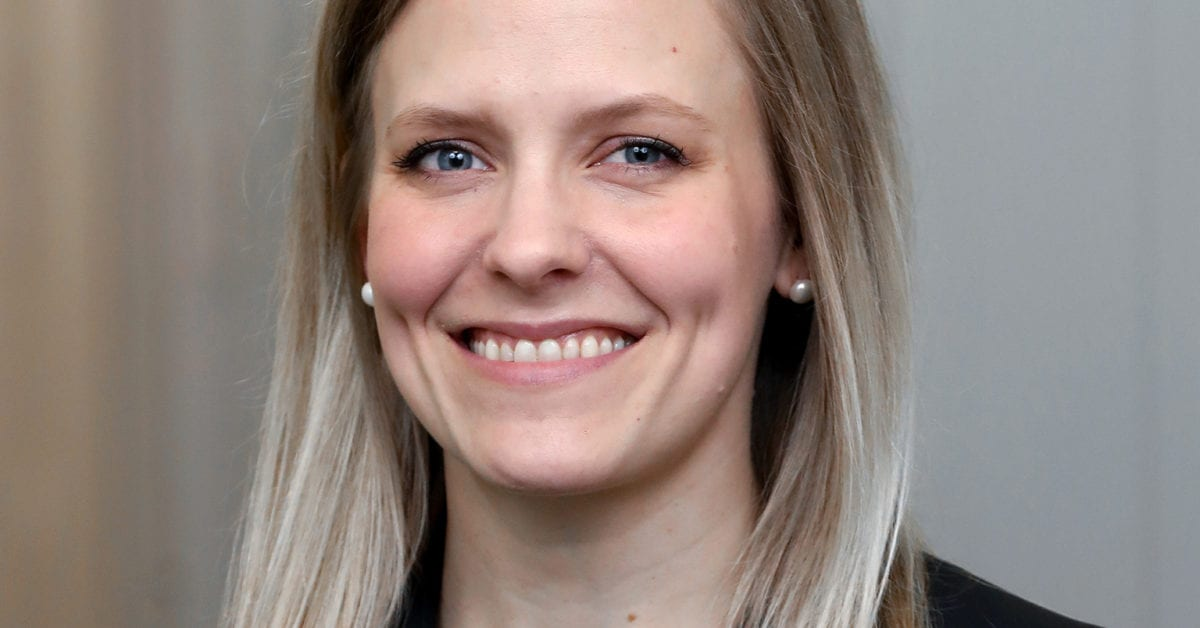 Ashley Dikis, Des Moines University Foot and Ankle Clinic