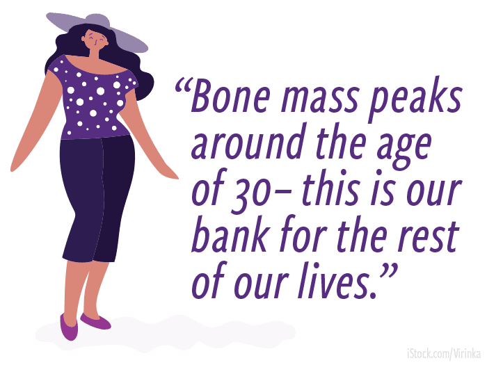 Des Moines University Clinic Health Topics | Osteoporosis and Menopause