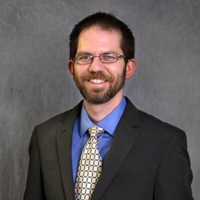 Luke Groben, Des Moines University Alumni Board of Directors