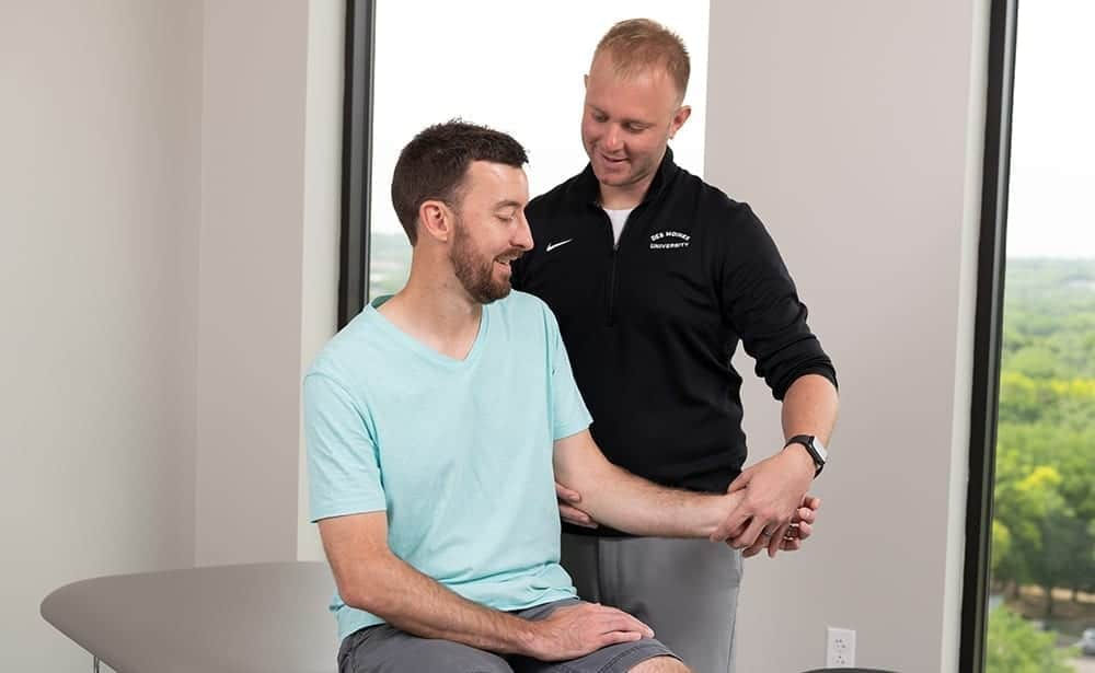 Des Moines University Clinic Physical Therapy
