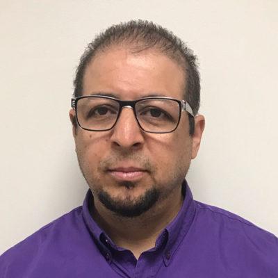 Victor Macias, Des Moines University Facilities Management