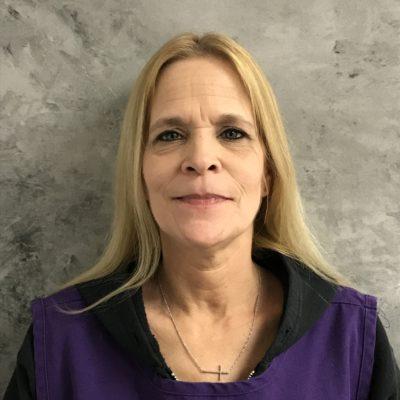 Pamela Anderson, Des Moines University Facilities Management