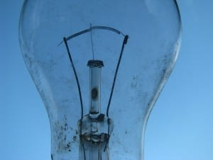 What did you do to get your last bright idea?