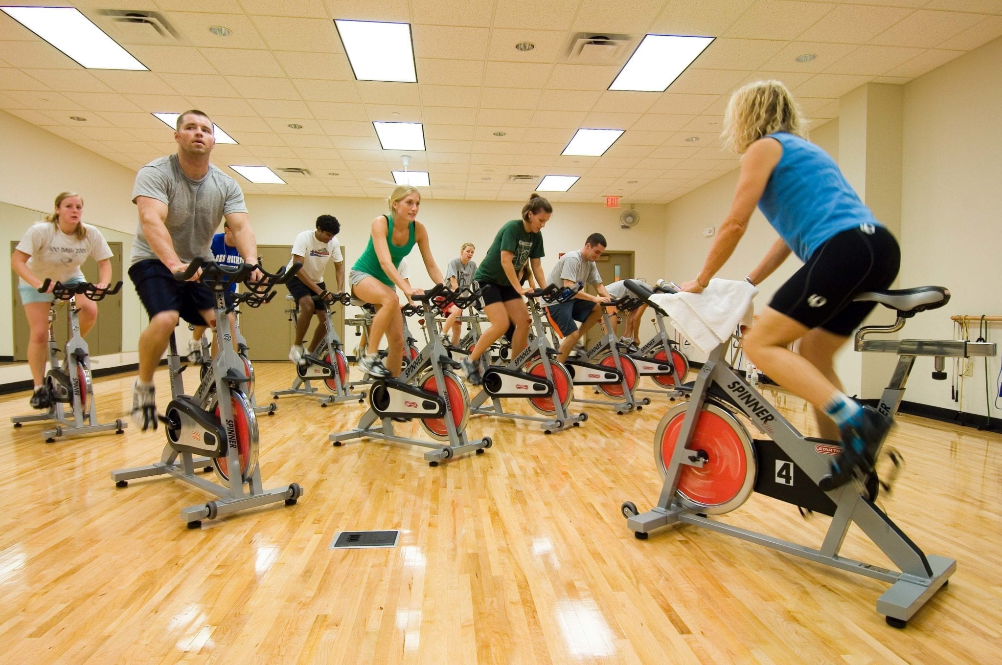 Athletic Power Hour series - Cycling