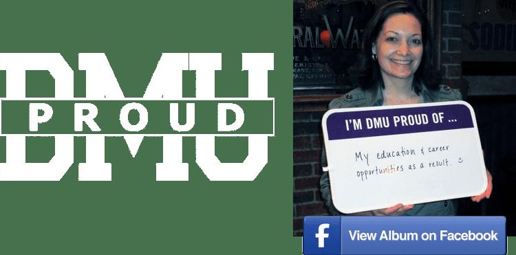 DMU Proud Album on Facebook