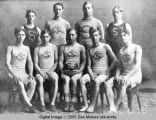 DMU once sported men's and women's basketball teams.
