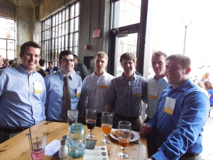 Iowa Alums at Exile 1
