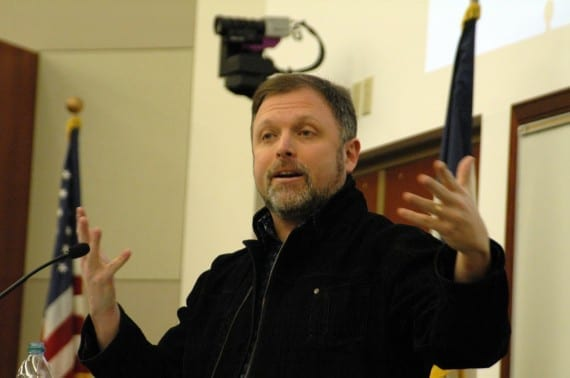 Cultural Competency Series: Tim Wise