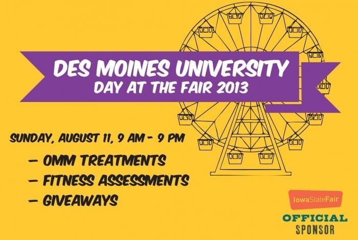DMU at Iowa State Fair 2013