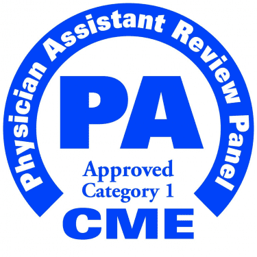 Approved for Category 1 CME credit