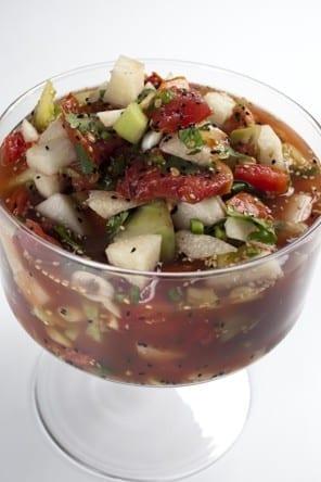 Tomato-kimchi-chi