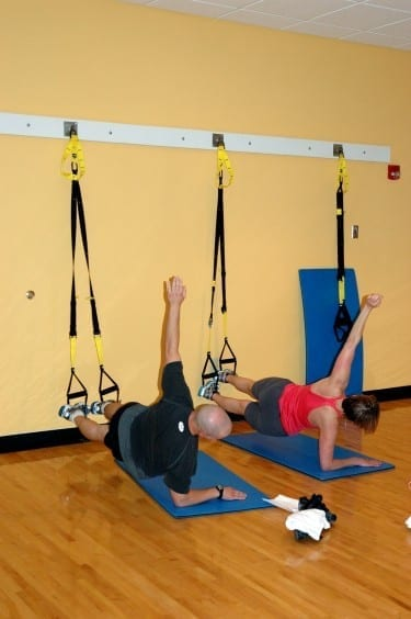 Do something fun, like taking a fitness class with a friend, to ensure you get the appropriate amount of exercise.