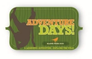 Adventure Days at Blank Park Zoo