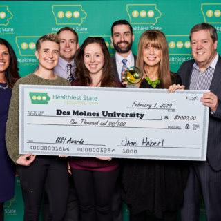 Des Moines University HSI-winner
