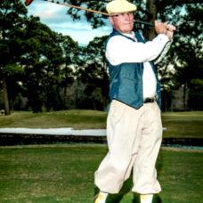 Dr. Rudd golf