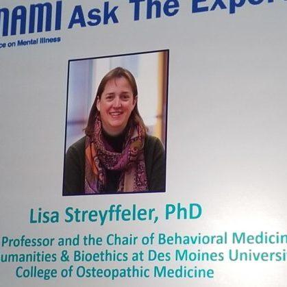 Lisa Streyffeler
