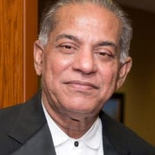 S. Ahmed Merchant, 2019 Glanton Honoree