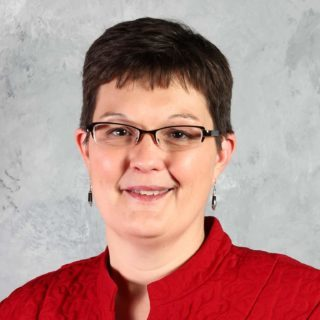 Becky Lade, Des Moines University Chief Human Resources Officer