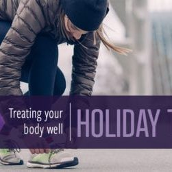 Treat your body well during holiday travel | Des Moines University Clinic Health Topics
