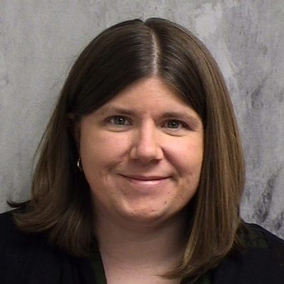 Jill Edgerton, Des Moines University Library