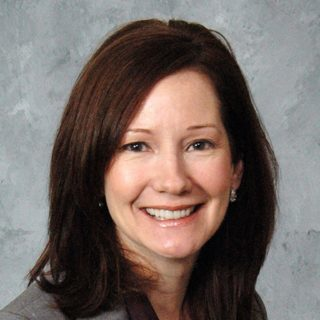 Jodi Cahalan, Dean of the College of Health Sciences at Des Moines University