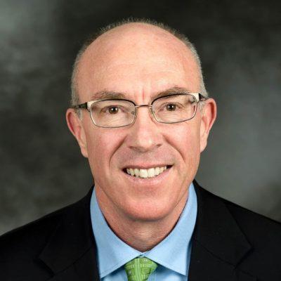Mark Danes, Des Moines University Chief Strategic Communications Officer