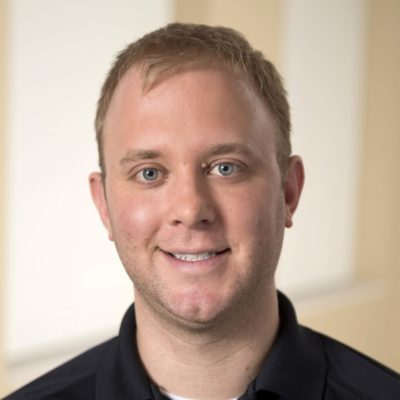 Nick Maiers, Des Moines University Clinic Physical Therapy