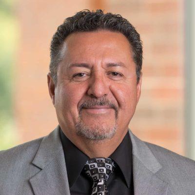 Rich Salas, Des Moines University Chief Diversity Officer