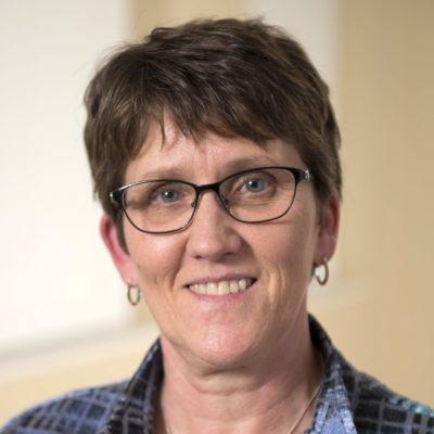 Sharon Johansen, Des Moines University Clinic
