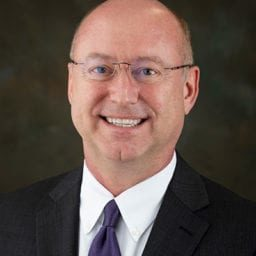 Steven J. Halm, Des Moines University Dean of the College of Osteopathic Medicine