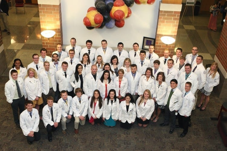 The College of Podiatric Medicine and Surgery Class of 2015