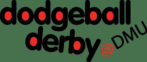 dodgeball derby logo