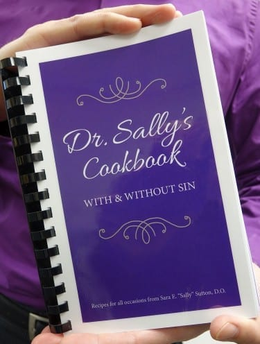 Dr. Sally's Cookbook, With and Without Sin