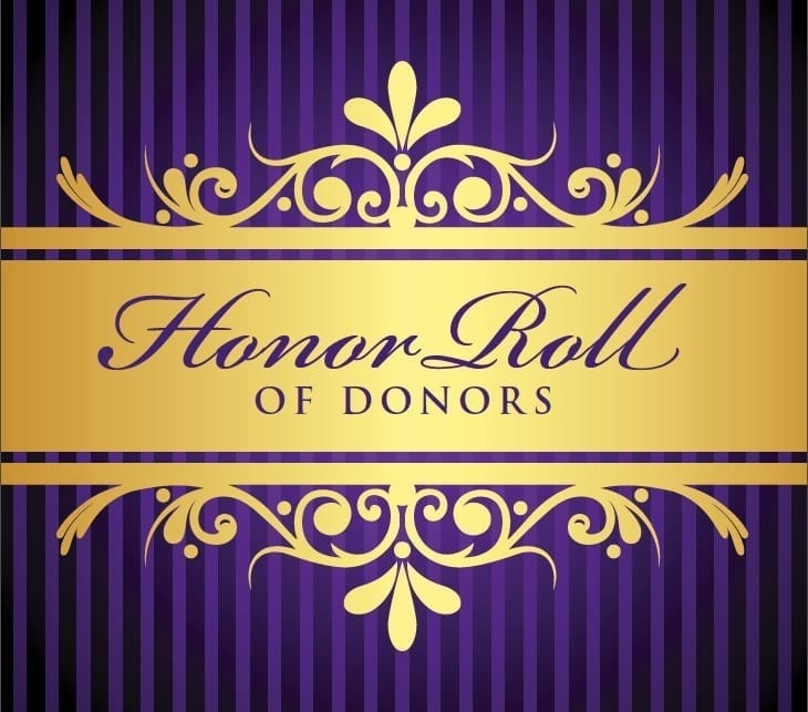 2015-2016 Honor Roll of Donors | Des Moines University