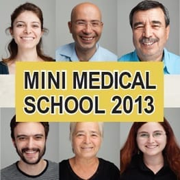 Mini Med School 2013